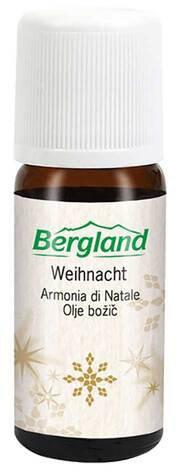 Bergland Weihnacht ätherische Ölmischung (10 ml)