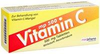 Medphano Vitamin C Mp 500 Tabletten (50 Stk.)