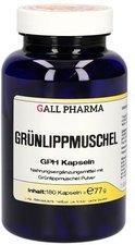 Hecht Pharma Grünlipp Muschel GPH Kapseln (180 Stk.)