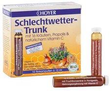 Kyberg Pharma Hoyer Schlechtwetter Trunk (10 x 10 ml)
