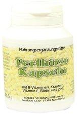 Daniel Schumacher Perlhirse Kapseln (100 Stk)
