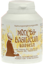 Daniel Schumacher Mönchsbasilicum Kapseln (100 Stk)