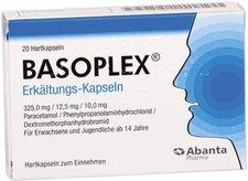RIEMSER Basoplex Erkaeltungs-kapseln (20 Stück)