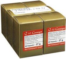 B & K Nutripharm Q10 Kapseln (360 Stk.)