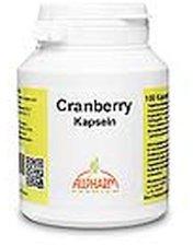 ALLPHARM Cranberry Kapseln (100 Stk.)