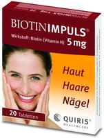 Quiris Biotin Impuls 5 mg Tabletten (20 Stk.)