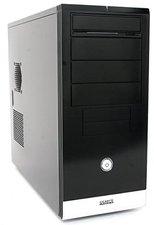 GigaByte GZ-X1 schwarz / silber