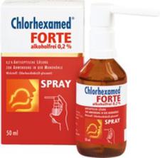 Chlorhexamed Forte 0,2% Spray