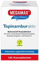 Megamax Topinambur Aktiv Megamax Kautabletten (105 g)