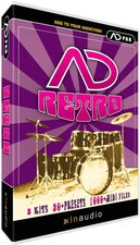 XLN Audio Addictive Drums Retro