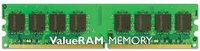 Kingston ValueRAM 2GB DDR2 PC2-6400 (KVR800D2N6/2G) CL6