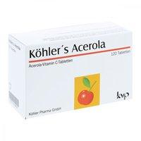 Köhler Köhlers Acerola Tabletten (120 Stk)