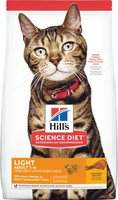 Hills Feline Adult Light Huhn (10 kg)