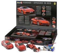 """Revell Geschenkset  """"Ferrari """" (05703)"""