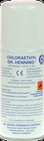 Dr. Henning Chloraethyl Spraydose (100 ml)