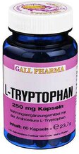 Hecht Pharma L Tryptophan 250 mg Kapseln (60 Stück)