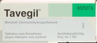 EMRA-MED Tavegil Tabletten (50 Stück)
