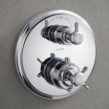 Axor Montreux Thermostat mit Ab- und Umstellventil Unterputz (16820)