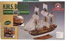 Constructo HMS Bounty 1:110 (80621)