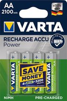 Varta 4x AA  Longlife Accu Ready2Use 1600mAh (56716)