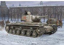 HobbyBoss Russia KV-1 Model 1942 Tank (84814)