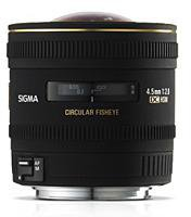 Sigma 4,5mm f2.8 EX DC HSM Minolta / Sony