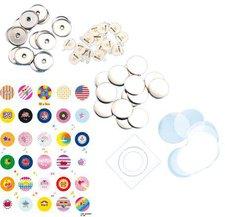 Bandai Badge it Buttonmaker Nachfüllpack