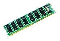 Transcend 512MB DDR PC3200 (TS512MCQ467A) CL3