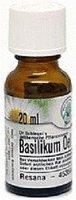Resana Basilikum Öl Dr. Schlegel (20 ml)