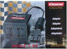 Carrera EXCLUSIV Adapter für Exclusiv Transformator auf Exclusiv digital (20524)