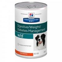 Hills Prescription Diet Canine w/d (370g)