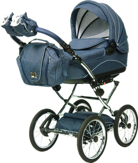 Knorr-Baby Classico Blau
